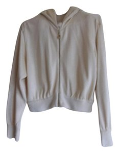 St. John Cream Shimmer Jacket