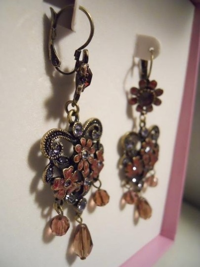 Just get a new one floral enamel with rhinestone