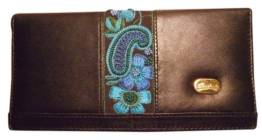 Other Christina beaded and embroidered leather