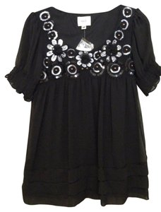 ECI New York Top Black