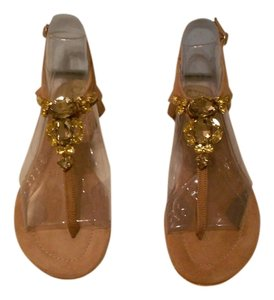 Butter Bright Comfortable Versatile Color Made In Italy Brown Sandals