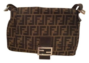 Fendi Handbags Mama Zucca Zuca Hobo Bag