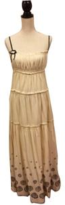 Beige Maxi Dress by Juicy Couture
