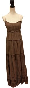 Brown Maxi Dress by Juicy Couture