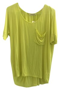 Arden B. Top Lime Green