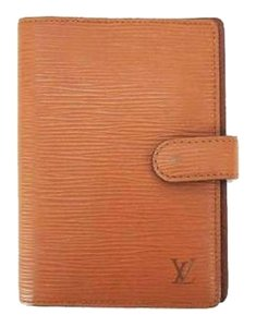 Louis Vuitton Epi leather Agenda 176762