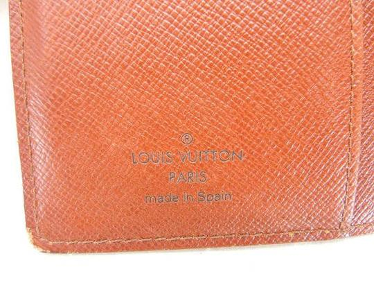 Louis Vuitton Epi leather Agenda 176762 Image 6