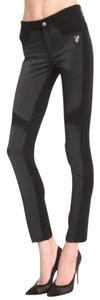 Versace Jeans Collection Skinny Pants Black