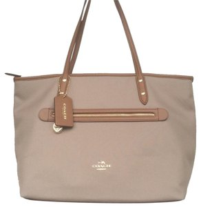 Coach New With Tags Nwt Tote in Stone