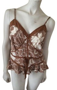 Tracy Reese Top Light Brown