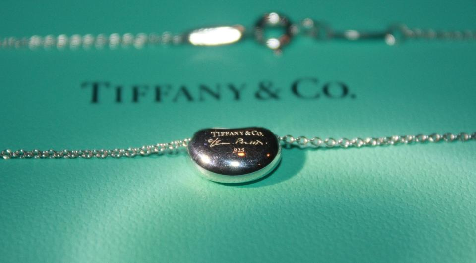 Tiffany Amp Co Sterling Silver Necklace Tiffany Amp Co