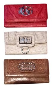Guess Three GUESS Wallets