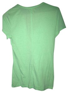 Victoria's Secret Victoria T Shirt Neon green