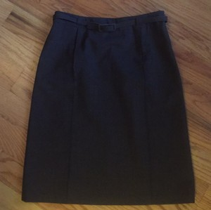 Beth Bowley Skirt Brown