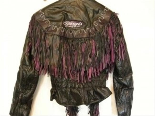 Western World By Shaf Motorcycle Jacket