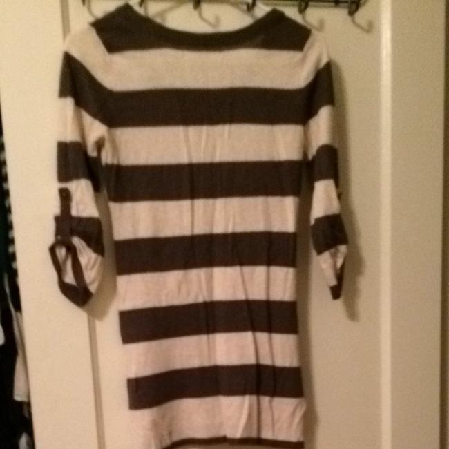 Kaisely Striped Cotton Soft Tunic