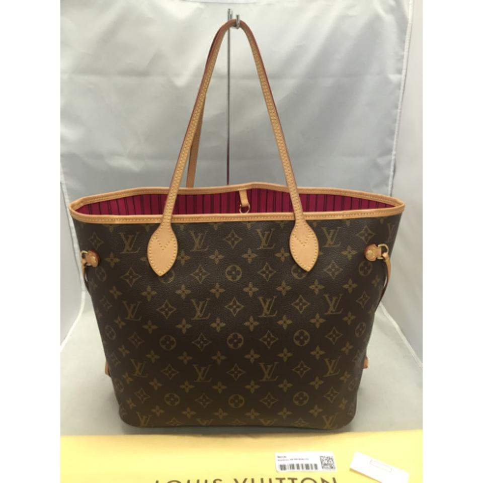 d50dc27f51db Louis Vuitton Neverfull Mm Monogram Pivoine. Comes with Dustbag and ...