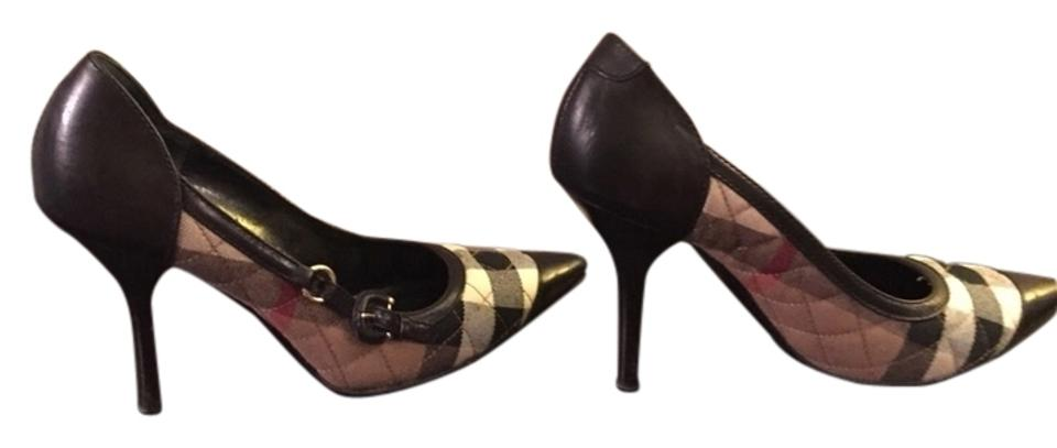 woman Burberry Pumps Special promotions the at the end of the promotions year 8a41e3