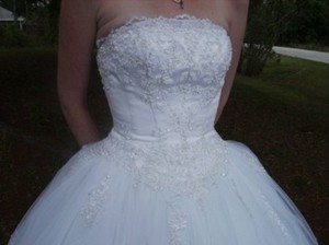 Michelangelo Ntt8280 Wedding Dress