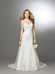 Mori Lee Brand New Madison Collection 4561 Wedding Dress