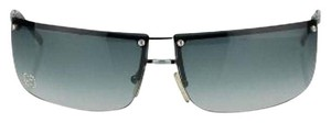 Gucci 100% Authentic. Gucci Blue Gradient Lens Swarovski Crystal GG,G 2653/