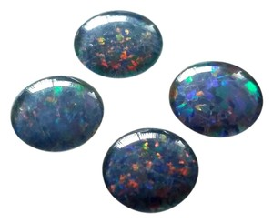 Other Australian Opal Triplets set of 4