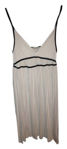 Forever 21 short dress White Greek Style Black on Tradesy