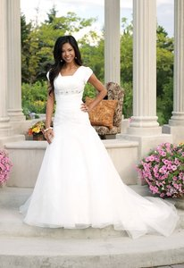 EnVogue Bridal 4169 Modest Bridal Gown Wedding Dress