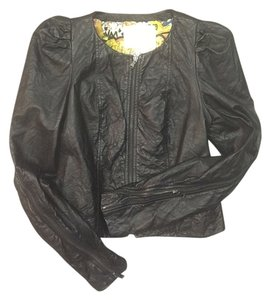 Rachel Roy Roy Roy Motorcycle Jacket