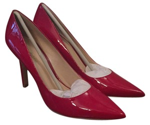 Nine West Red/scarlet Pumps