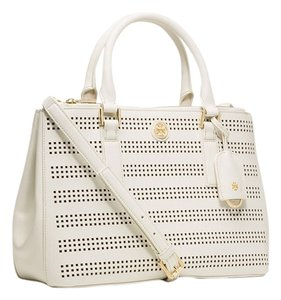Tory Burch Leather; Guaranteed Your Money Back Cross Body Bag