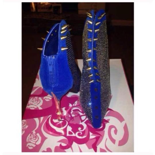 Other Blue Boots