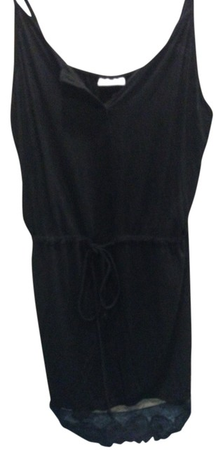 Item - Black Cover-up/Sarong Size 8 (M)