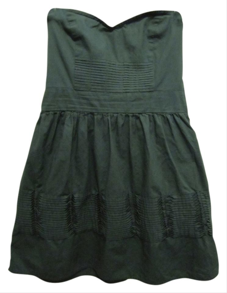 7317abc3ec0 Kimchi Blue short dress Green Urban Outfitters Tube Top A-line on Tradesy  Image 0 ...