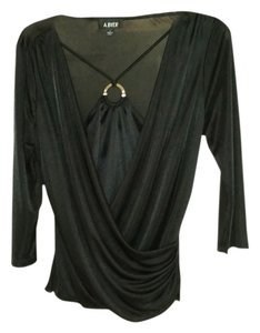 A. Byer Top black