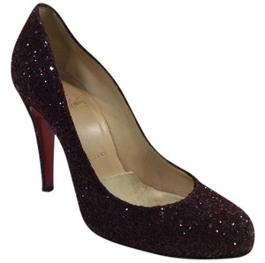Christian Louboutin Wine Pumps