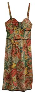Nanette Lepore short dress Rich Multi- Colored on Tradesy