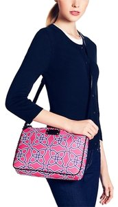 Kate Spade Vintage Print Classic Cross Body Bag