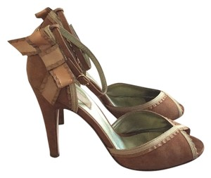 JLo Camel/tan/brown Formal