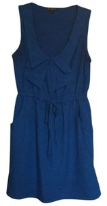 BeBop short dress Royal Blue on Tradesy