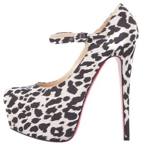 Christian Louboutin Snow Leopard Pumps