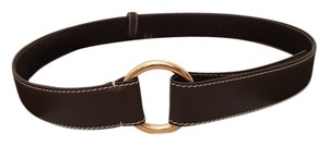 Loro Piana Loro Piana Leather Belt