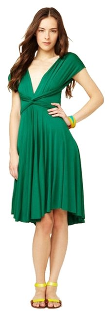 Preload https://item1.tradesy.com/images/tart-emerald-green-infinity-knee-length-night-out-dress-size-4-s-1267490-0-0.jpg?width=400&height=650