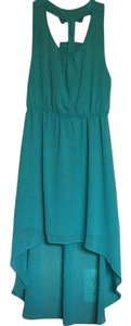Turqoise blue Maxi Dress by Only Mine
