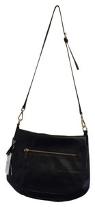 Alberta Di Canio Italian Leather Cross Body Bag