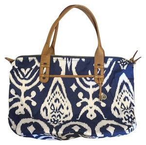 Stella Dot Tote In Navy White How Does She Do