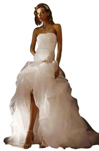 David's Bridal Wedding Fashion Dress