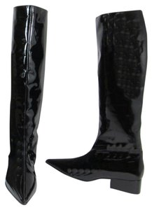 Gucci Leather Tall Boots
