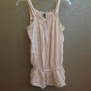 Poetry Clothing Top Pink/Nude