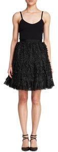 Alice + Olivia Silk Silk Lace Dress